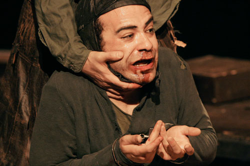 Mother Courage, 2009 Istanbul
